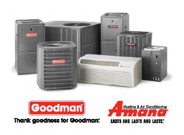 A+ Amana & Goodman Dealer